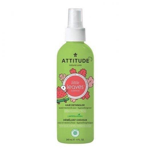 ATTITUDE Spray do włosów ułatwiający rozczesywanie Arbuz i Kokos 240 ml