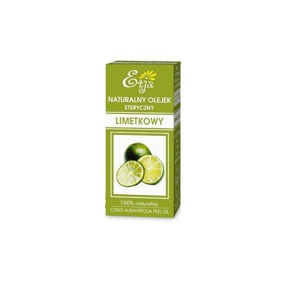 Naturalny olejek eteryczny LIMETKOWY 10ml