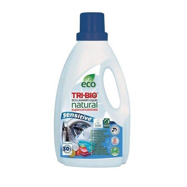 TRI-BIO Ekologiczny skoncentrowany płyn do prania SENSITIVE 1,42 l
