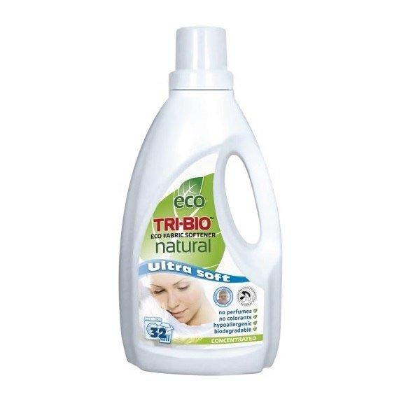 TRI-BIO Ekologiczny skoncentrowany płyn do płukania ULTRA SOFT 940ml