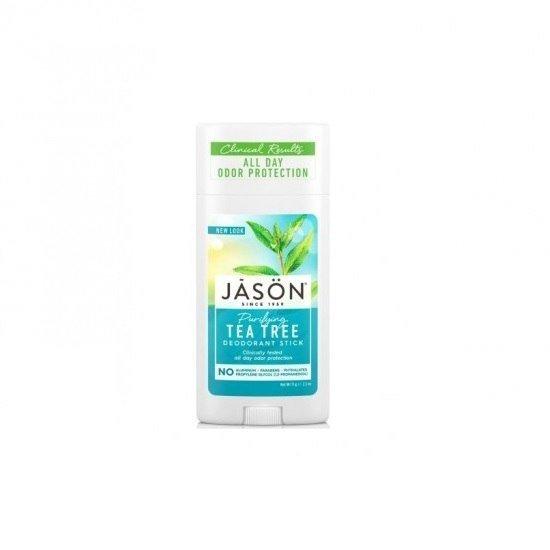 JASON Dezodorant w sztyfcie DRZEWO HERBACIANE 70g