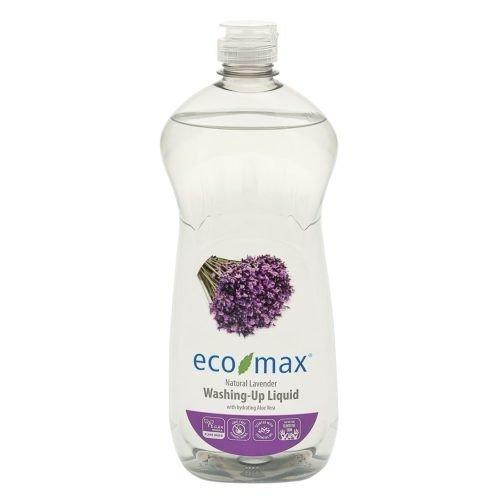 ECO-MAX Płyn do zmywania naczyń LAWENDA 740ml