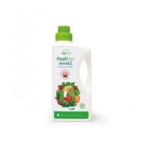 FEEL ECO Ekologiczny płyn zmiękczający do tkanin o zapachu owocowym 1L