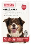 beaphar Obroża BEA M/L przeciw pchłom i kleszczom 65cm naturalny zapach
