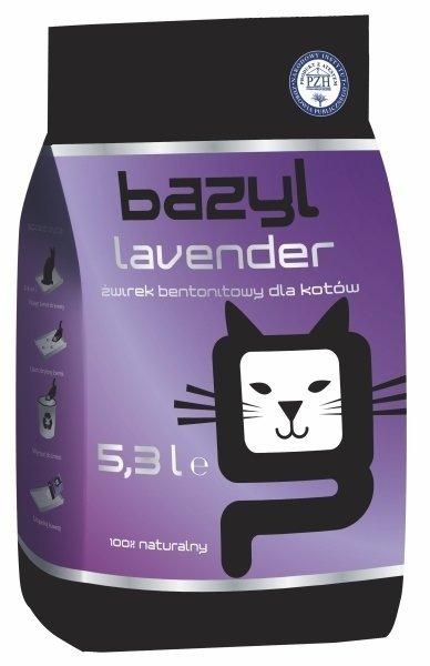 bazyl Premium Lavender 5,3l