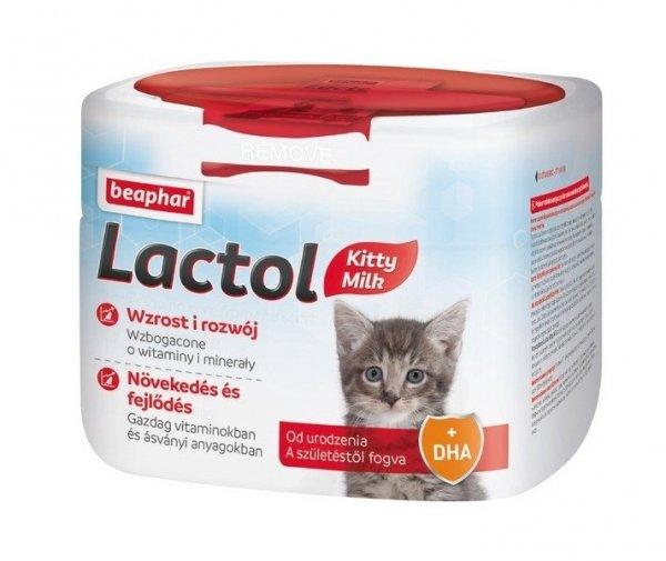 beaphar Lactol Kitty Milk 250g - pokarm mlekozastępczy dla kociąt