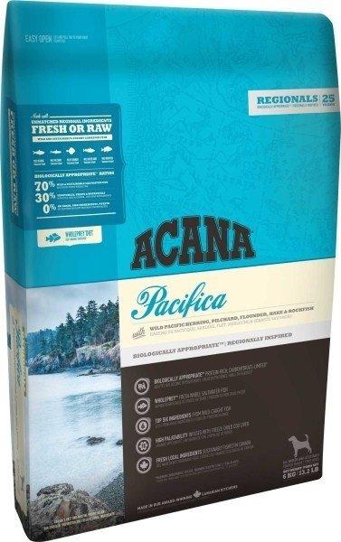Acana Pacifica 11,4kg dla szczeniaków ras średnich