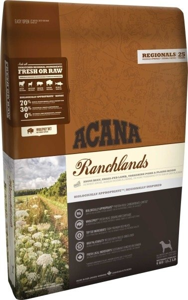 Acana Heritage Ranchlands Dog 2kg