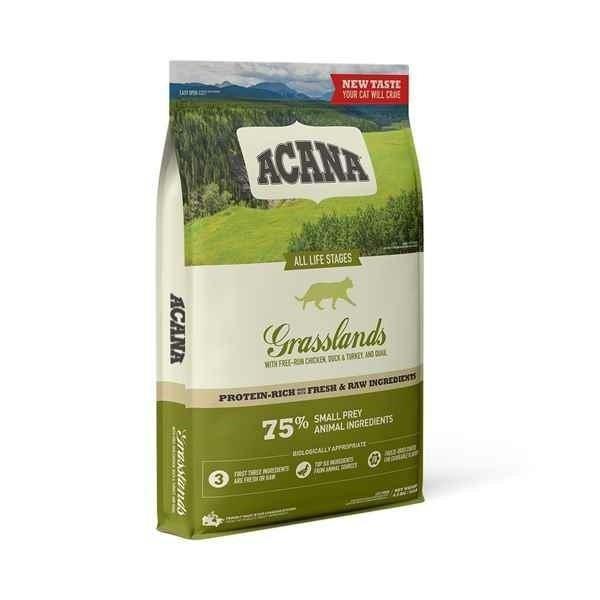 ACANA Grasslands 4,5kg dla Kota