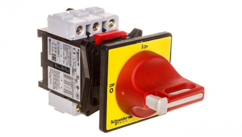 Rozłącznik izolacyjny 3P 25A do wbudowania 22mm VCD0