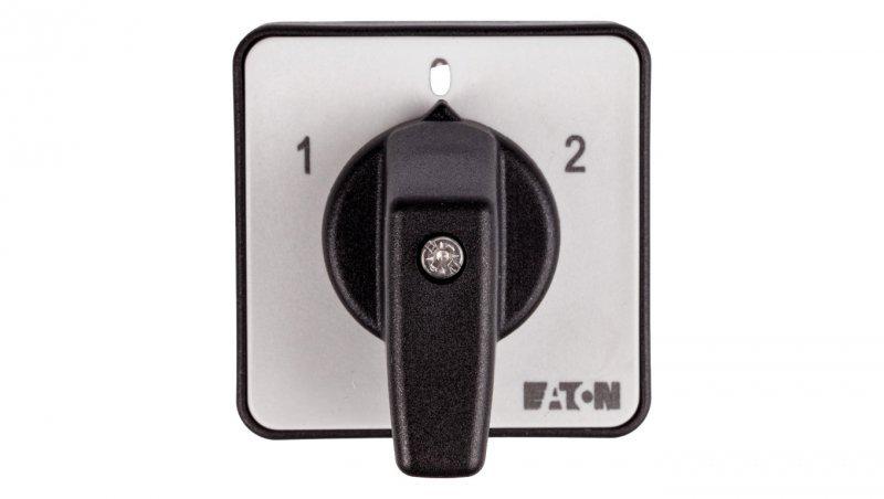 Łącznik krzywkowy 1-0-2 3P 20A do wbudowania T0-3-8212/E 029353