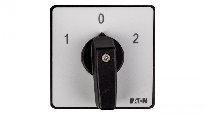 Łącznik krzywkowy L-0-P 3P 63A do wbudowania T5B-3-8401/E 092296