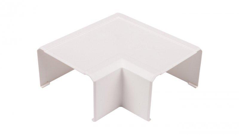 Kąt płaski regulowany 110x70mm BRN 70110 biały G12059010