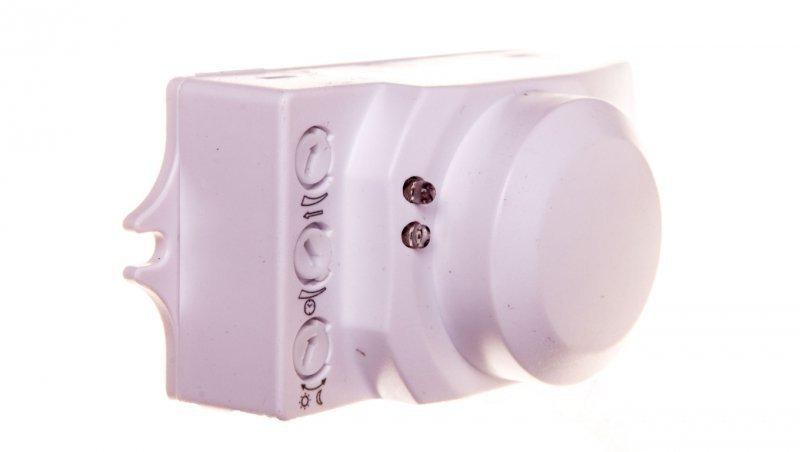 Czujnik ruchu biały 12min 45-2000lx DRM-01-24V