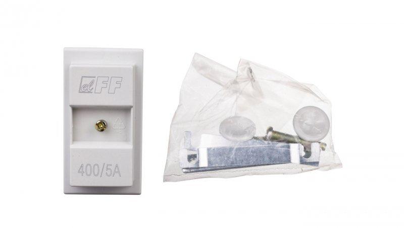 Przekładnik prądowy na kabel i szynę fi30+40/30x10mm TI-400-5