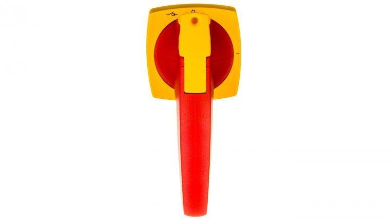 Napęd drzwiowy typ D/P żółto-czerwony do rozłączników DMV250N/400N K3KDR/P 1818096