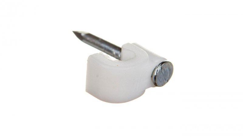 Uchwyt płaski do przewodów SMYp 2x0,75 FLOP-5/4 27.54 /100szt./