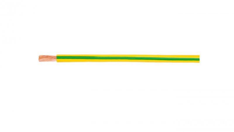 Przewód instalacyjny H07V-K 10 żółtozielony 4520005 /bębnowy/