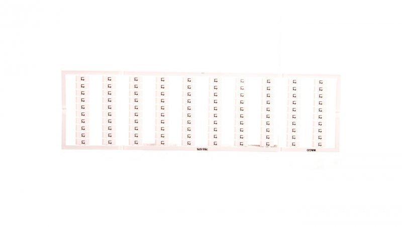 Oznaczniki WMB 100x L2 793-575
