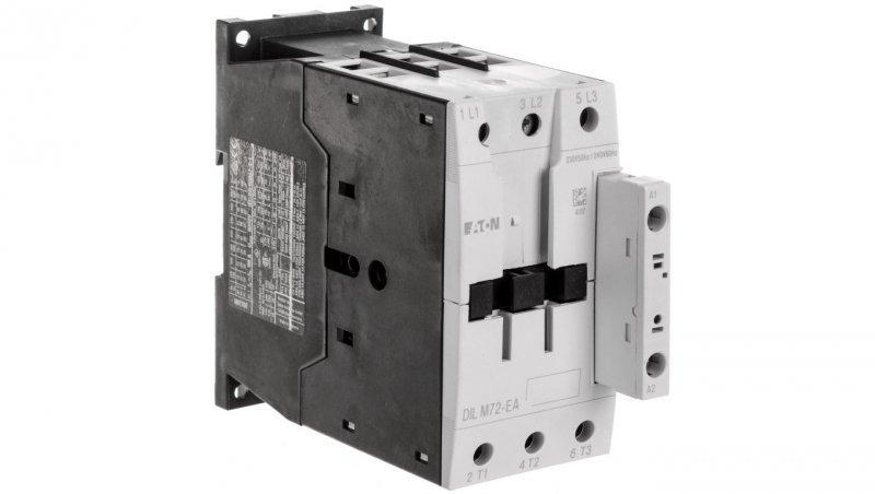 Stycznik mocy 72A 3P 230V AC 0Z 0R DILM72-EA(230V50HZ,240V60HZ) 189919