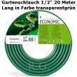 Gartenschlauch Econ 1/2 20 Meter Lang