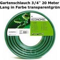 Gartenschlauch Econ 3/4 20 Meter Lang