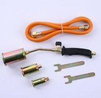 Gasbrenner Brenner Gaslötgerät Dachbrenner 3tlg. + Adapter