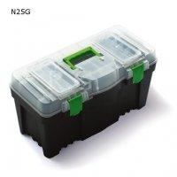 Werkzeugkoffer Greenbox N25G