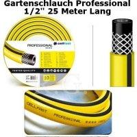 Gartenschlauch Professional 1/2 25 Meter Lang