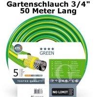 Gartenschlauch Green 3/4 50 Meter Lang