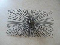 Schornsteinbesen Rechteckig Kaminbesen aus Stahl 18 x 28cm