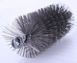 Heizkesselbürste Kaminbesen aus Draht 120mm