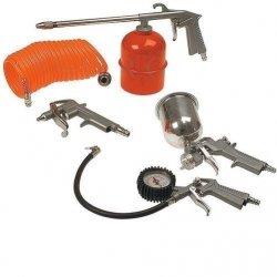 Druckluft Set 5 tlg für Kompressor Lackierung