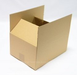 100x Faltkarton Karton 300x215x140