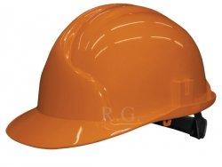 Bauarbeiterhelm Bauhelm Helm Schutzhelm Farbe orange