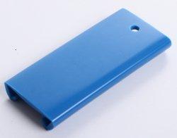 Handlauf Kunststoffhandlauf PCV Geländer 40x8 Farbe Blau