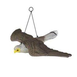 3x Taubenschreck Vogelscheuche Taubenabwehr Vogelabwehr - fliegender Falke