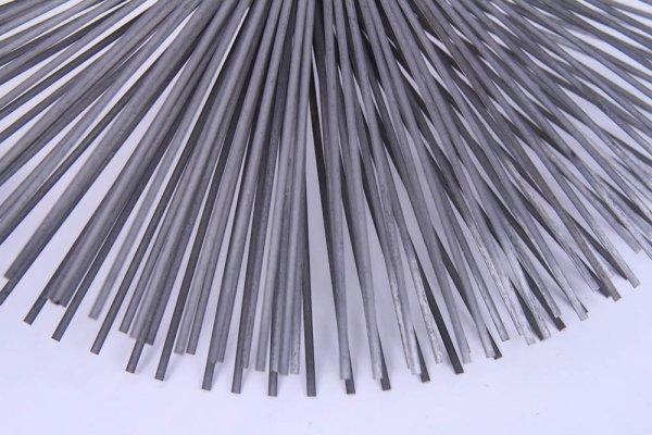 Schornsteinbesen Kaminbesen aus Federstahl 20cm