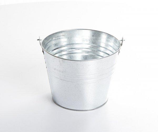 Metalleimer Eimer Wassereimer 5 L