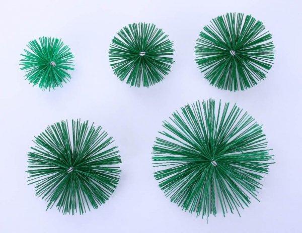 Schornsteinbesen Kaminbesen aus Kunststoff 35cm