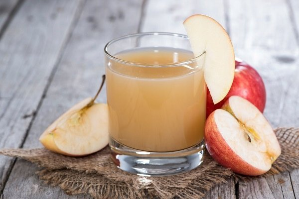 Sok jabłkowy 100% zagęszczony 600g x 4szt = 12 l + dzban gratis