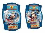 Schonerset Disney MICKEY MOUSE 4-Teilig Knie- Ellenbogenschoner