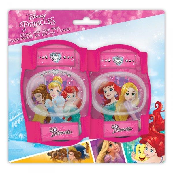 Schonerset Disney Princess 4-Teilig Knie-und Ellenbogenschoner