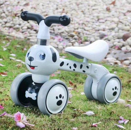 Laufrad Doggy Ride, Mini Bike 4 Räder