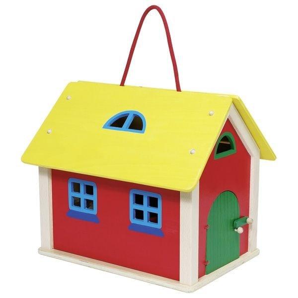 Spielhaus SCHEUNE Holzspielzeug