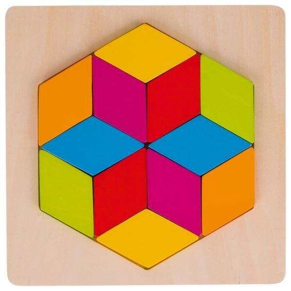 Steckpuzzle DIAMANT Rahmenpuzzle