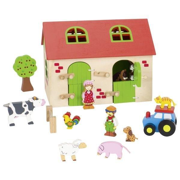 Spielhaus BAUERNHOF Farm