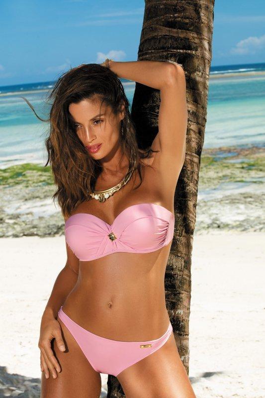 Kostium kąpielowy Brittany Blush Pink M-393 (6)