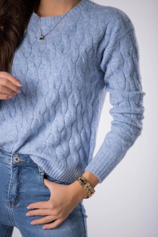 Sweterek Patricia M83134 Blue