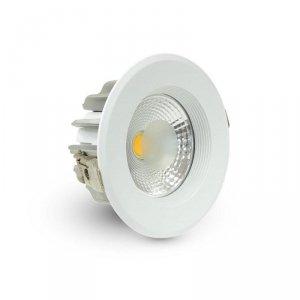 Oprawa 20W LED V-TAC COB Downlight Okrągły A++ 120lm/W VT-26201 3000K 2400lm